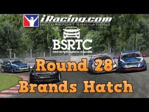 iRacing BSRTC Season 8 Round 28 - Sorry Dan