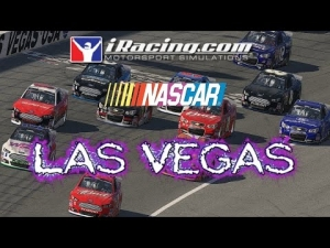 iRacing Official Class A fixed series at Las Vegas