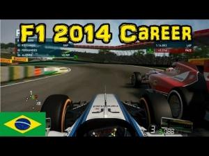 F1 2014 Career - Part 17: Brazil