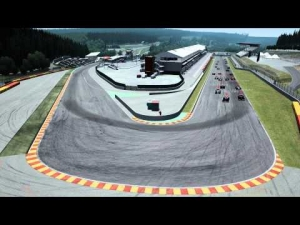 Race Department - FF1 2015 @ Spa - Thu 5 Mar 2015, First lap incident