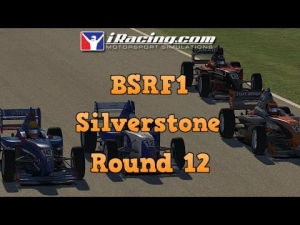 iRacing BSRF1 Round 12 at Silverstone - Season Finale
