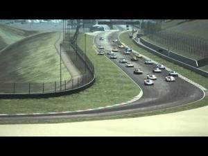 GT3 - Mugello Race start