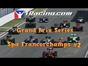 iRacing Grand Prix Series at Spa Francorchamps - Trying the one stopper