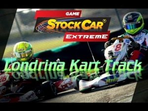 Game Stock Car Extreme v1.27 Londrina Kart Track first play