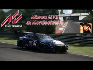 Assetto Corsa DLC - Nordschleife with Direct Drive Servo wheel