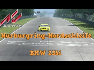 Assetto Corsa Dream Pack - BMW235 at Nurburgring-Nordschleife