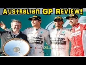Formula 1 2015 - Australia Review