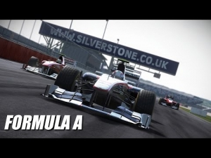 Project Cars (Build 952) :: Formula A (F1 V Engine) :: Silverstone