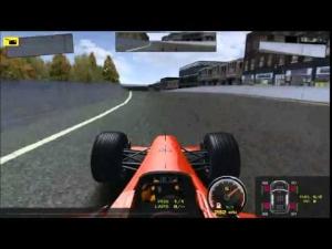 Baku, Azerbaijan Formula 1 Circuit Flying Lap