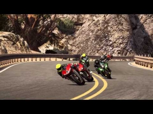 RIDE - TRAILER DEMO PS4 AND PC