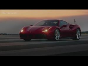 Ferrari 488 GTB - Official video