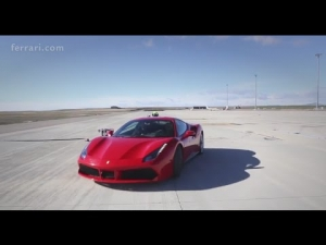 Ferrari 488 GTB - Behind the scenes