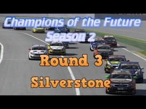 iRacing Champions of the Future Round 3 - Silverstone International Sprint race