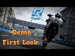 Ride - First look at the demo