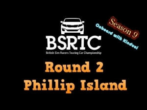 iRacing BSRTC Season 9 Round 2 from Phillip Island