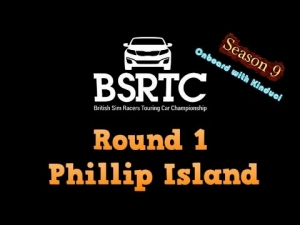 iRacing BSRTC Season 9 Round 1 from Phillip Island