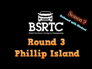iRacing BSRTC Season 9 Round 3 from Phillip Island