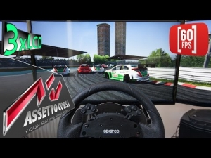 Assetto Corsa | WTCC series by PTSims | race at Lippo Village | POV