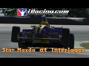 iRacing Official Star Mazda series at Interlagos