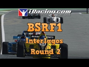 iRacing BSRF1 Season 4 Round 2 at Interlagos - Feature Race