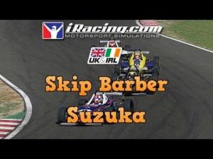 iRacing UK&I Skip Barber round 1 from Suzuka - Thanks Chris