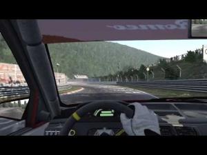 [Assetto Corsa] Alfa Romeo 155 TI V6 @Nordschleife Touristenfahrten | 1080p60fps
