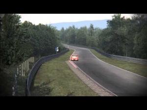 [Assetto Corsa] Alfa Romeo 155 TI V6 @Nordschleife Touristenfahrten (circuit cams) | 4K-UHD