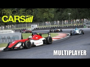 Project Cars (Build 962-965) :: Multiplayer :: Formula Gulf  :: Brands Hatch