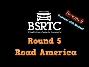 iRacing BSRTC Season 9 Round 5 from Road America - 50 car grid!