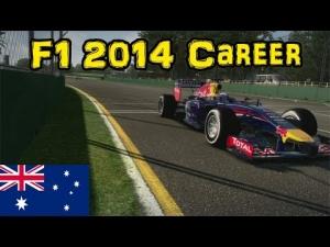 F1 2014 Career - Part 19: Season 2 Begins!!! Australia