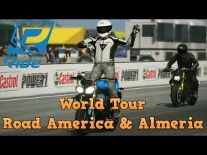 Ride - Road America & Team Racing at Almeria Grand Prix Circuit