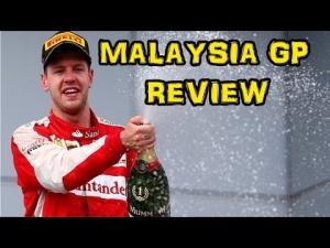 Formula 1 2015 - Malaysia Review