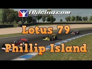 iRacing Lotus 79 at Phillip Island SOF Top Split
