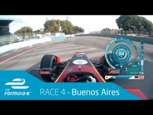 Buenos Aires ePrix onboard lap with Daniel Abt