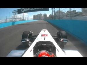 Formula E | Jean-Eric Vergne | Punta del Este | Onboard