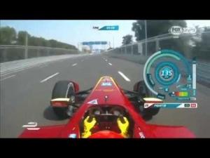 Beijing Formula E - Piquet Onboard Lap