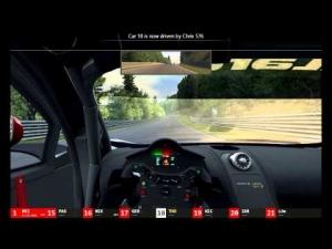 Assetto Corsa: Fast Lap Online @Nordschleife Touristenfahrten, McLaren MP4 12C GT3