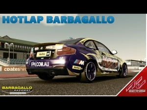 Assetto Corsa | BMW M235i Barbagallo | 1:01.725