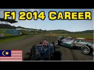 F1 2014 Career - Part 20: Malaysia