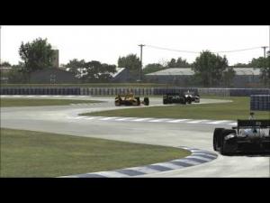 Rfactor 2 Indycar @ Sebring V2.00 Build 946