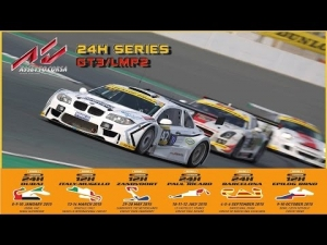 "ASSETTO CORSA -24H SERIES ""OPENING"""