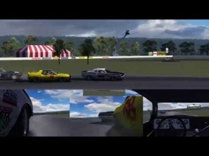 rFactor Club: Outside Overtake