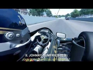 Assetto Corsa Lotus Renault 98T Murray Walker Commentates