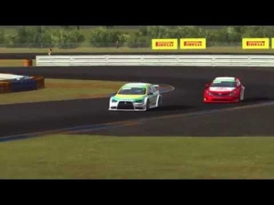 Stock Car Extreme - Touring Cars @ Campo Grande (offline highlights)