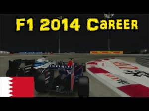 F1 2014 Career - Part 21: Bahrain