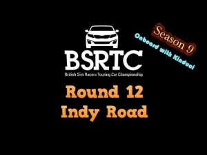 iRacing BSRTC Season 9 Round 12 from Indianapolis Road course