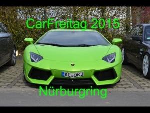 Carfreitag 2015 Nürburgring