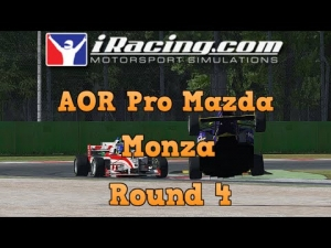 iRacing AOR Pro Mazda Championship round 4 from Monza - Good fun racing
