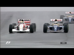 F1's Greatest Lap? On This Day - April 11, 1993