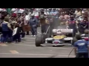 Nigel Mansell Tribute - Never Give Up.